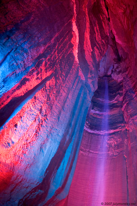Ruby Falls, Chattanooga, USA, December 16, 2007