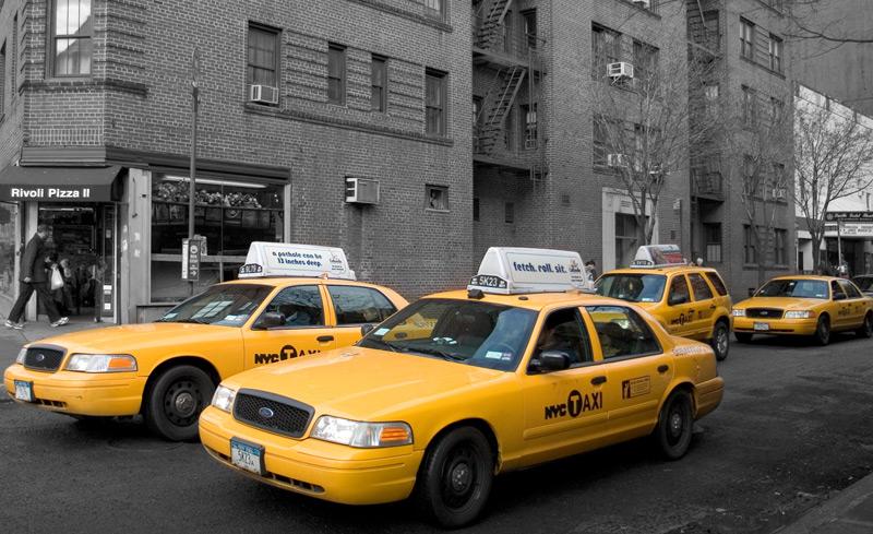 Cara Tepat Dan Aman Naik Taksi