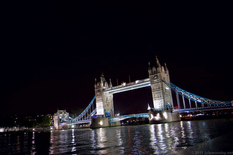 Tower Bridge from South Bank