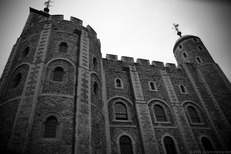 The White Tower, 1100