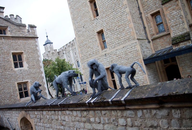 Royal Menagerie, Tower of London