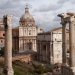 Forum Romanum with the Arch of Septimius Severus